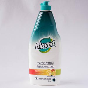 Bio-Vert Dishwashing Liquid 700mL